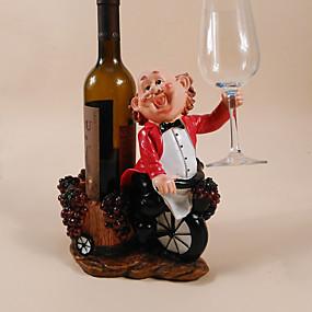 ieftine Produse de Bar-1 buc Reșină Rafturi de Vin Rafturi de Vin Clasic Vin Accesorii pentru barware
