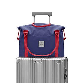 olcso Utazás-Utazótáska / Poggyászrendező utazáshoz / Kézitáska Többfunkciós / Nagy kapacitás / Fitness, futás és jóga mert Kempingezés / Túrázás / Barlangászat / Mindennapokra / Összecsukható Ruhaanyag