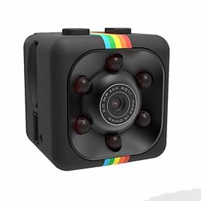 ieftine Securitate & Siguranță-Cameră video 1080p mini sq11 hd cameră video de viziune de noapte sport dv recorder video detectare mișcare full hd 2.0mp infraroșu viziune de noapte sporturi dv video înregistrator vocal dv camera