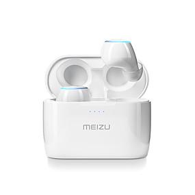 olcso Napi akciók-meizu pop 2 tws valódi vezeték nélküli fülhallgató érintőképernyős vezérlés automatikus párosítás tw50s kettős vezeték nélküli fülhallgató bluetooth fülhallgató sport fülbe helyezhető fülhallgató víz