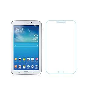 Недорогие Galaxy Tab Защитные пленки-Samsung GalaxyScreen ProtectorTab 3 7.0 Уровень защиты 9H Защитная пленка для экрана 1 ед. Закаленное стекло