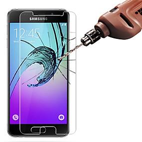 Недорогие Чехлы и кейсы для Galaxy A-3шт. Закаленное защитное стекло для Samsung a3 (2016) / a3 (2017) / a5 (2017) / a6 / a6 plus / a7 (2016) / a7 (2017) / a7 (2018) / a8 (2018) / a8 (2018) / звезда a9 / a9 (2018)