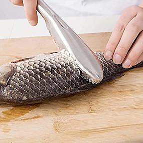 رخيصةأون أدوات & أجهزة المطبخ-ستانلس ستيل أدوات اللحوم والدواجن المطبخ الإبداعية أداة أدوات أدوات المطبخ للاسماك أدوات المطبخ الحديثة