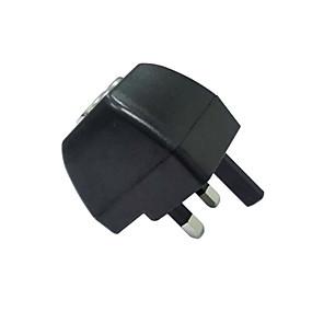 Недорогие Автоэлектроника-прикуриватель розетка 240 В сетевой штекер к 12 В постоянного тока автомобильное зарядное устройство адаптер британского регулирования