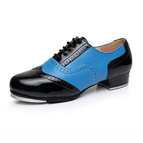 povoljno Dječje cipele-Dječaci Plesne cipele Eko koža Cipele za step Štikle Debela peta Moguće personalizirati Plava / Seksi blagdanski kostimi / Vježbanje