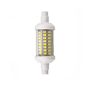 olcso LED fénycsövek-r7s 6w 78mm smd 2835 lampada led izzó 220v 240v kukorica fény energiatakarékos cseréje halogén fény