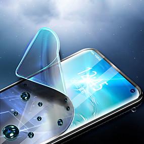 Недорогие Чехлы и кейсы для Galaxy S-20d полностью изогнутая гидрогелевая пленка для samsung galaxy s10 plus s10 e защитная пленка для samsung s9 s10 s9 plus s8 s8 plus не стеклянная пленка