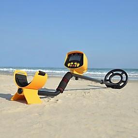povoljno Testeri i detektori-profesionalni podzemni detektor metala md9020c detektor metala visoka osjetljivost LCD zaslon blago zlato lovac tražilo skener plaža pretraživanje