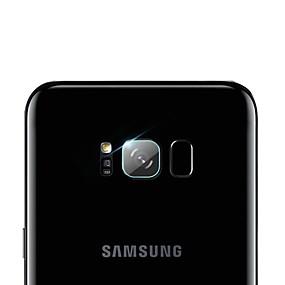 Недорогие Чехлы и кейсы для Galaxy S-Samsung GalaxyScreen ProtectorS8 Plus HD Протектор объектива камеры 1 ед. Закаленное стекло