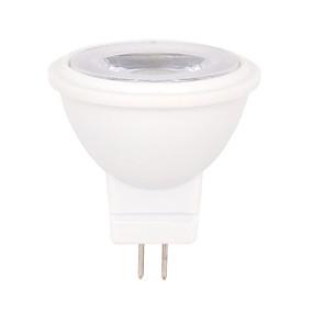 ieftine Spoturi LED-2 W Spoturi LED 100-120 lm GU4(MR11) MR11 3 LED-uri de margele SMD 2835 Intensitate Luminoasă Reglabilă Alb Cald Alb Rece 12 V / 1 bc