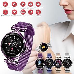 رخيصةأون الأساور الذكية-st01 الذكية مشاهدة النساء أزياء القلب رصد معدل smartwatch سيدة لياقة سوار عداد الخطى ارتداء مريح مريح