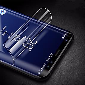 Недорогие Чехлы и кейсы для Galaxy S-новая 8d гидрогелевая пленка для samsung galaxys10 plus s10 e защитная пленка для samsung s9 s10 s9 plus s8 s8 plus чехол