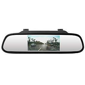 voordelige Auto DVR's-btutz LCD 480p Nieuw Design Auto DVR 170 graden Wijde hoek CCD 4.3 inch(es) LCD Dash Cam met ADAS Neen Autorecorder