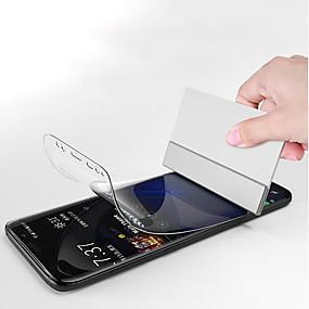 Недорогие Чехлы и кейсы для Galaxy S-Экран гидрогелевая пленка для samsung galaxy s10 plus s10 e полная защитная пленка для samsung s9 s10 s9 plus s8 s8 plus защитная пленка