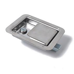 voordelige Auto-elektronica-roestvrij stalen paddle latch paddle toegangsdeur slot gereedschapskist slot