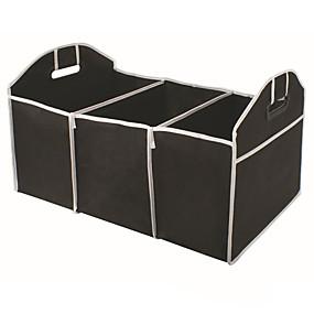 Недорогие Всё для авто и мотоциклов-складная автомобильная сумка-органайзер для переноски портативный многокамерный грузовик фургон внедорожник корзина для хранения инструментов авто органайзер