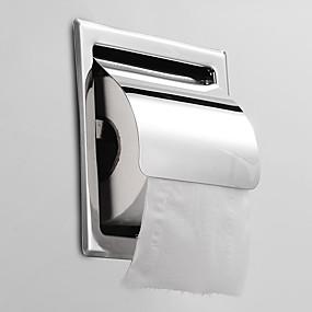 povoljno Gadgeti za kupaonicu-Držač toaletnog papira Kreativan Fun & Whimsical Nehrđajući čelik 1pc - Kupaonica / Hotel kupka Zidne slavine