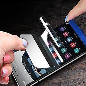 Недорогие Чехлы и кейсы для Galaxy S-Samsung GalaxyScreen ProtectorS9 Взрывозащищенный Защитная пленка для экрана и задней панели 1 ед. TPU