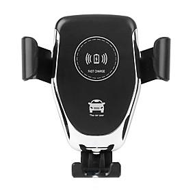 abordables Chargeurs de Voiture-Support de chargeur rapide pour voiture pour iphone x 8/8 plus samsung galaxy s9 / s9 plus / s8 / s8 plus