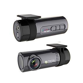 Недорогие Видеорегистраторы для авто-lt61 1080p автомобильный видеорегистратор 140 градусов широкоугольный cmos видеорегистратор с wifi / g-сенсором / обнаружением движения 1 инфракрасный светодиодный автомобильный рекордер usb адаптер