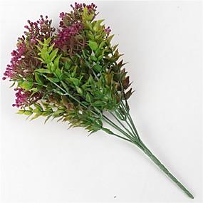 levne Umělé květiny-Umělé květiny 1 Větev Klasické rustikální design Svatba Rostliny Květina na stůl