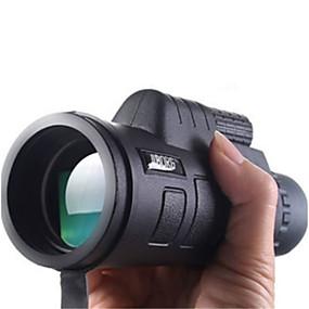 ieftine Microscop & Endoscop-de înaltă putere 40x60 hd telescop monocular strălucire viziune de noapte pentru drumeții în aer liber