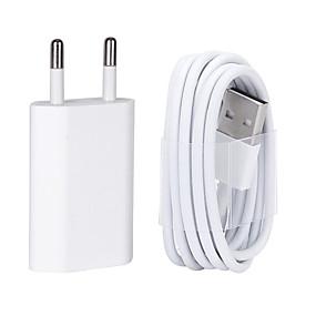levne Nabíječka s kabelem-usb nabíječka kabel s 8 pinovými daty pro iPhone / 7/6 / 6s plus / 5 / 5s / 5c / se