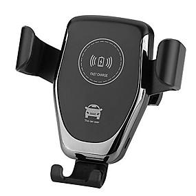 voordelige Auto-elektronica-10w draadloze auto-oplader luchtopening mount telefoonhouder