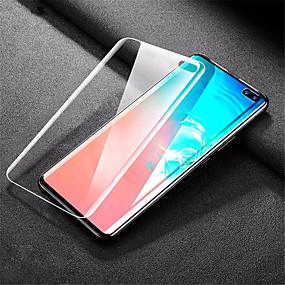 Недорогие Чехлы и кейсы для Galaxy S-Samsung GalaxyScreen ProtectorS9 Ультратонкий Защитная пленка для экрана 1 ед. TPU