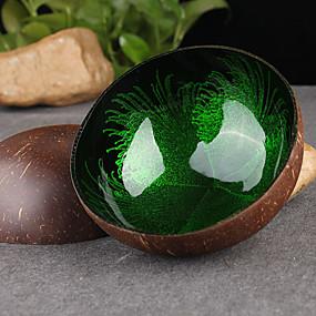 preiswerte Holzschmuck-Dekorative Objekte, Keramik Moderne zeitgenössische Wasserfest für Haus Dekoration Geschenke 1pc