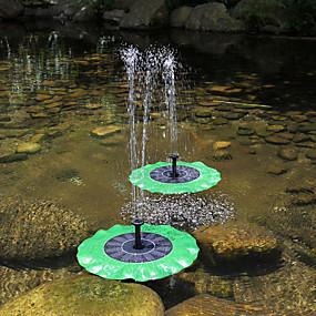 billige Trædekorationer-Dongguan ph10700207y5 flydende lotusblad springvand solspray