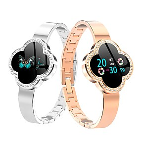 economico Braccialetti intelligenti-fitness tracker donne smart watch uomini smartwatch braccialetto impermeabile monitor della frequenza cardiaca braccialetto sportivo per android ios