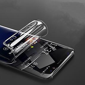 Недорогие Чехлы и кейсы для Galaxy S-6d полная обложка мягкая гидрогелевая пленка для samsung galaxy s10 plus s10 e защитная пленка для samsung s9 s10 s9 plus s8 s8 plus не стекло