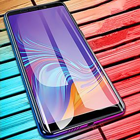 Недорогие Чехлы и кейсы для Galaxy A-Samsung GalaxyScreen ProtectorA6+ (2018) HD Защитная пленка для экрана 1 ед. Закаленное стекло