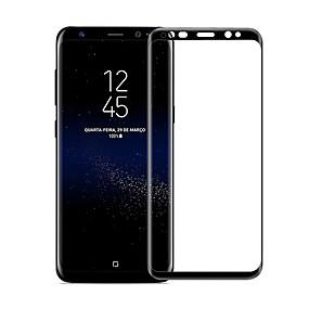 Недорогие Чехлы и кейсы для Galaxy S-Samsung GalaxyScreen ProtectorS9 С поддержкой 3D Touch Защитная пленка для экрана 1 ед. Закаленное стекло