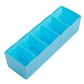 olcso Asztali rendszerezők-műanyag téglalap hűvös / új design otthoni szervezet, 1db állvány