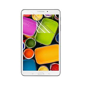 זול Galaxy Tab מגני מסך-Samsung GalaxyScreen ProtectorTab 4 7.0 (HD) ניגודיות גבוהה מגן מסך קדמי יחידה 1 PET