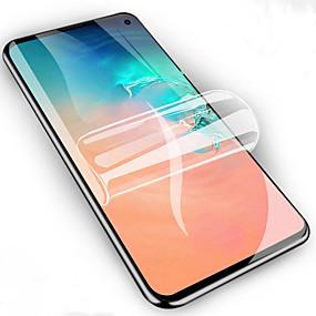 Недорогие Чехлы и кейсы для Galaxy S-9d полный экран защитная пленка защитная пленка для Samsung Galaxy S9 S10 S9 плюс S8 S8 плюс S10 плюс S10 E мягкой гидрогелевой пленки не стекло