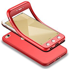 Недорогие Чехлы и кейсы для Huawei Mate-Кейс для Назначение Huawei Huawei P20 / Huawei P20 Pro / Huawei P20 lite Защита от удара / Матовое Кейс на заднюю панель Однотонный ТПУ / P10 Plus / P10 Lite / P10