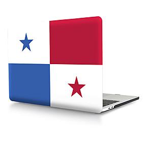 """povoljno MacBook Pro 13"""" maske-panama zastava pvc tvrdi poklopac ljuska za macbook pro zraka retina telefon slučaju 11/12/13/15 (a1278-a1989)"""