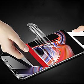 tanie Folie ochronne do Samsunga-pełny ekran ochronny hydrożelowy film na samsung galaxy s9 s10 s9 plus s8 s8 plus s10 plus s10 e pokrowiec ochronny film nie szklany