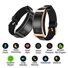 رخيصةأون الأساور الذكية-ck11s سوار ذكي ضغط الدم smartwatch القلب رصد معدل المعصم ووتش اللياقة البدنية سوار الرياضة عداد الخطى معصمه السعرات الحرارية