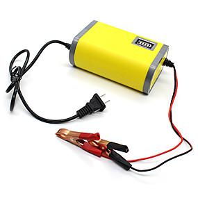 Недорогие Автомобильные зарядные устройства-12v 6a портативное умное автомобильное зарядное устройство автомобильное зарядное устройство адаптер питания