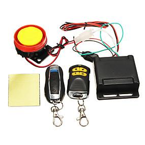 voordelige Auto-alarmen-scooter auto high power sirene alarmsysteem afstandsbediening 12v anti-diefstal motorfiets fiets