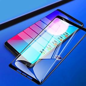 Недорогие Защитные пленки для Samsung-защитная пленка для экрана samsung galaxy j4 plus (2018) / galaxy j6 plus (2018) из закаленного стекла 1 шт. защитная пленка для передней панели высокого разрешения (hd) / твердость 9 ч /