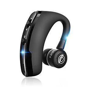 billige PC- og tablettilbehør-v9 csr handsfree trådløs bluetooth øretelefon støj reducere business headset med mic sport auriculares