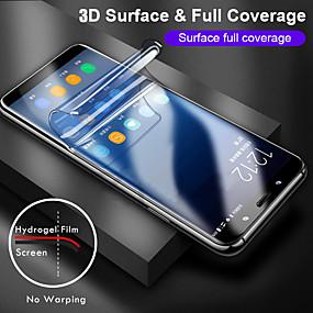 Недорогие Чехлы и кейсы для Galaxy S-полная крышка мягкой гидрогелевой пленки для Samsung Galaxy Note 9 8 s9 s8 a8 plus защитная пленка для samsung a9 star lite s9 s8 s7 edge