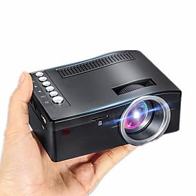 رخيصةأون أجهزة بروجيكتور-أدى uc18 العارض كامل hd 1080 وعاء المسرح المنزلي متعاطي المخدرات proyector رخيصة مع hdmi av sd vga