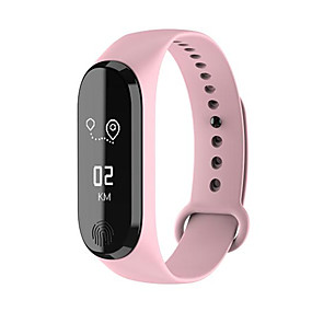cheap Smart Wristbands-Y13 Smart Bracelet Watch Heart Rate Blood Pressure Exercise Step Bluetooth Waterproof