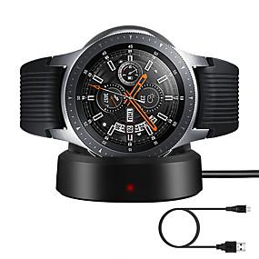 baratos Comprar por Modelo de Celular-Smartwatch Charger / Carregador de Base / Carregador Sem Fios Carregador USB USB com cabo 5 A DC 5V para Gear Sport / Gear S3 Frontier / Gear S3 Classic